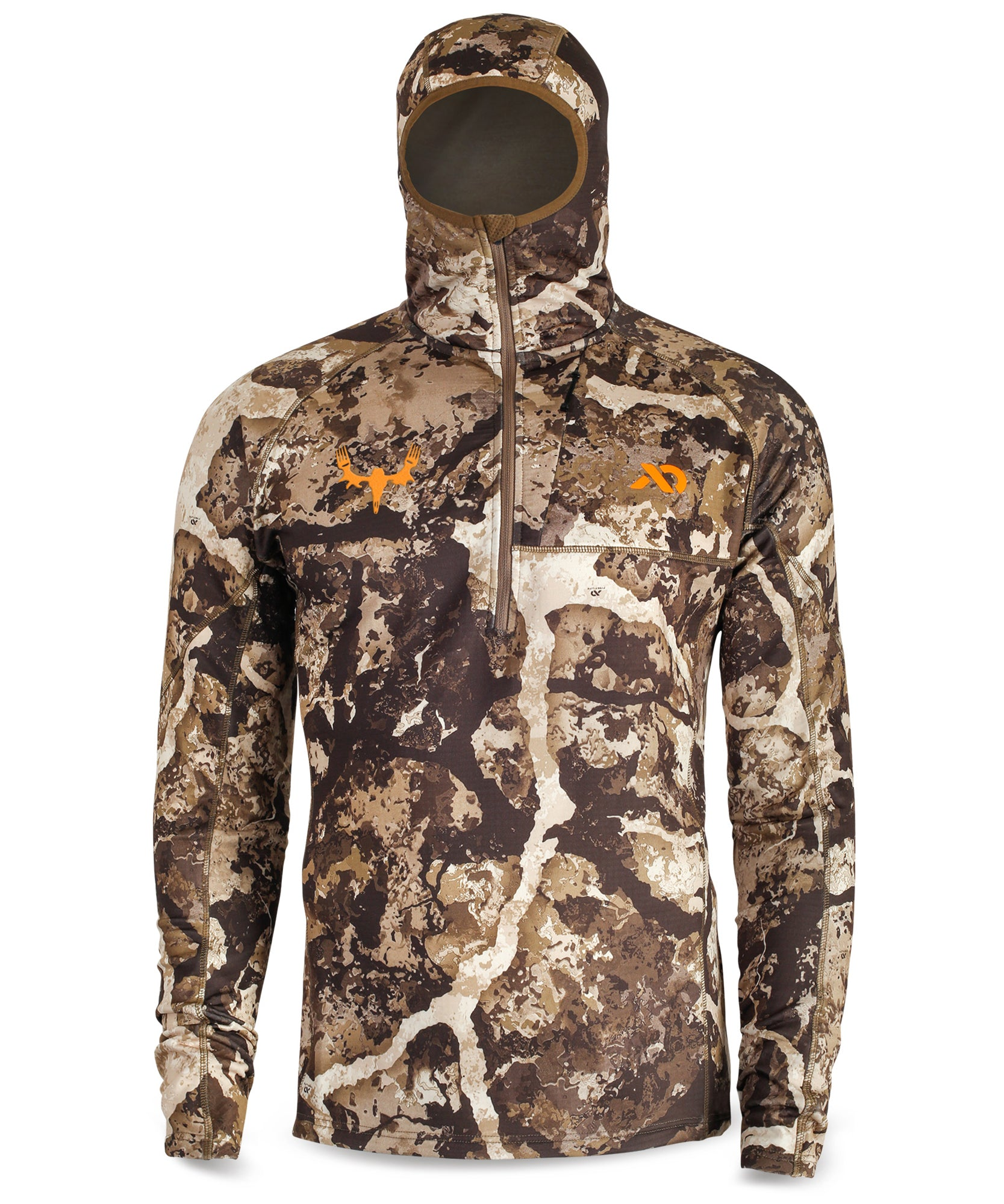 Men's Klamath Hoody with MeatEater logo