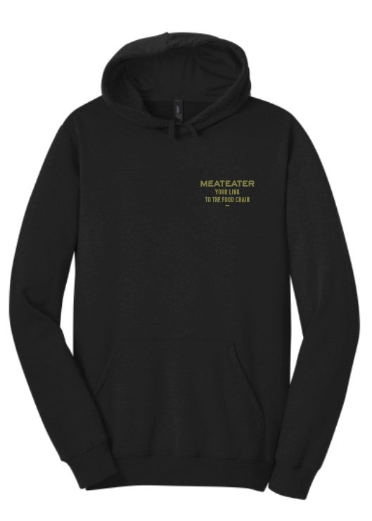Link To The Food Chain Hoody