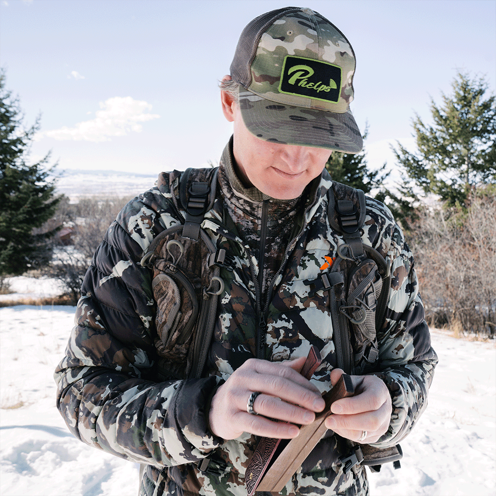 Turkey Box Call | MeatEater x Phelps
