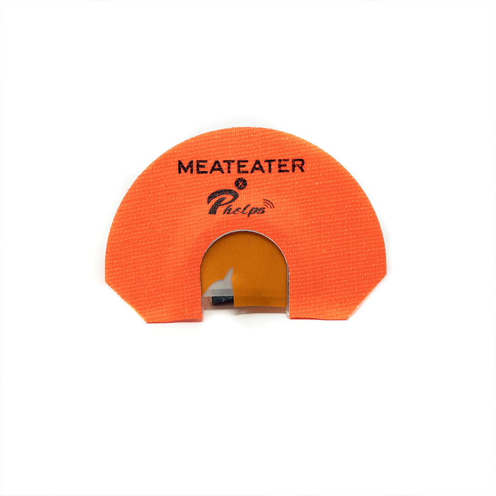 3-Pack Diaphragm Turkey Calls | MeatEater x Phelps