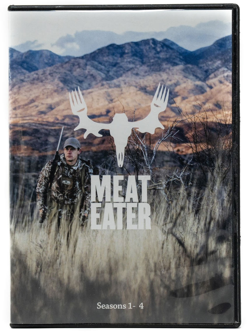 MeatEater Seasons 1-4 DVD Set