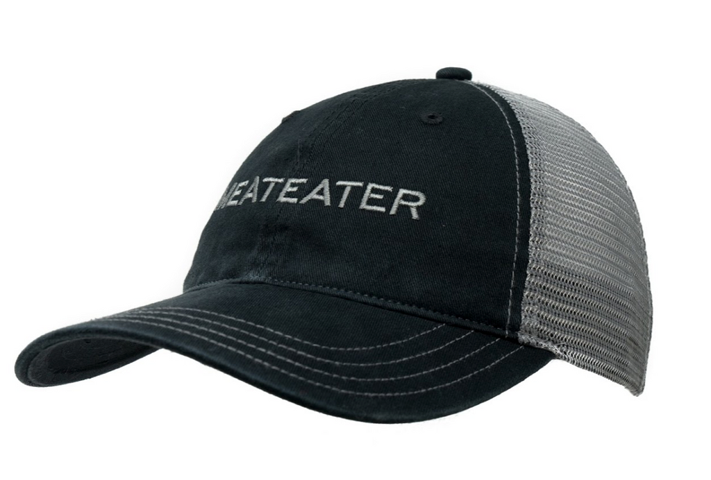 Unstructured Logo Trucker