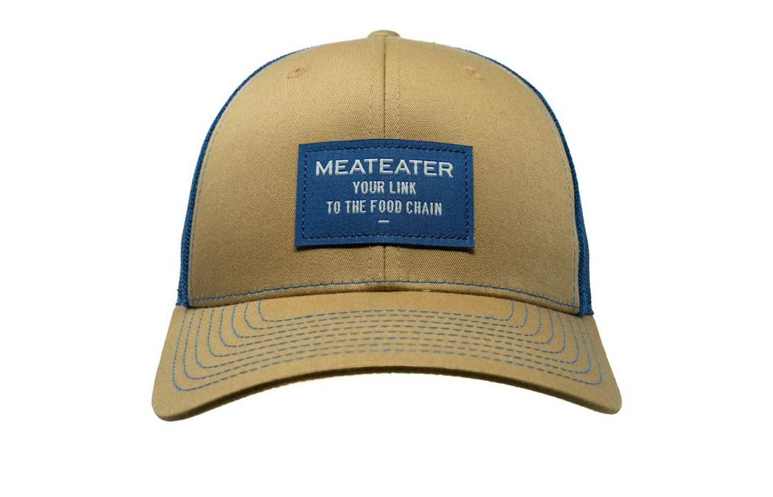 Link to the Food Chain Trucker - Acorn/Blue
