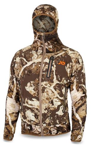 First Lite Men's Sawtooth Hybrid Jacket in Cipher