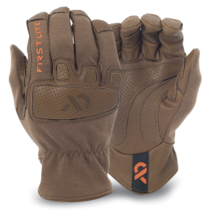 First Lite Shale Hybrid Glove - Dry Earth
