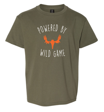 Youth Wild Game T-Shirt