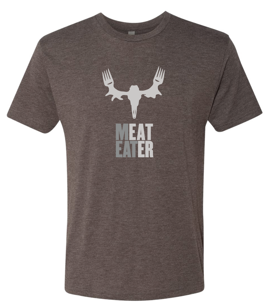 MeatEater Logo Tee - Brown