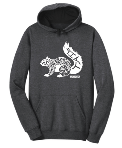 Squirrel Meat Hoody