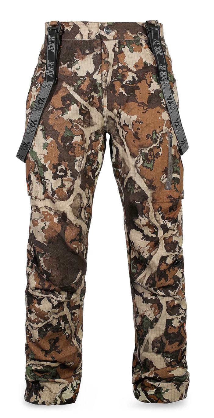 First Lite Men's Obsidian Pant - Cipher and Dry Earth -