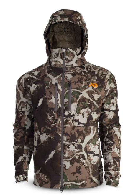Men's Solitude Insulated Jacket - Fusion