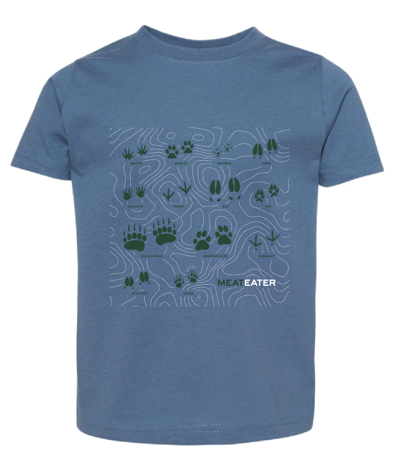 Youth Animal Tracks T-shirt