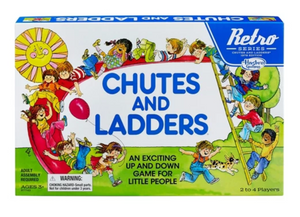Chutes and Ladders - Retro