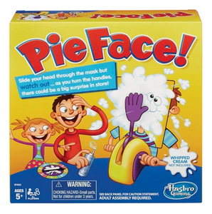 Pie Face - Original