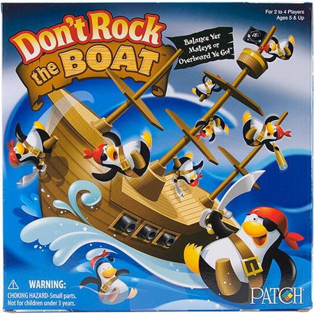 Don't Rock the Boat Game