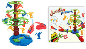 Jumping Frog Play Game