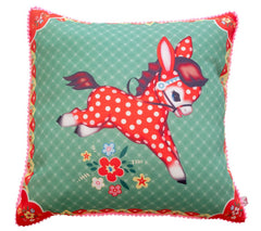 Cushion Pillow Cover Polka Pony by Wu & Wu