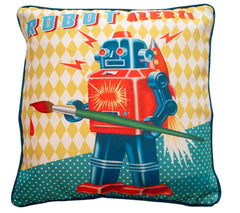 Cushion Pillow Cover Robot by Wu & Wu