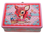 Tea Tin by Wu & Wu