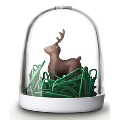 Deer in the Forest Paperclip Holder by Qualy