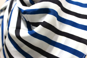 Silk Scarf - Striped