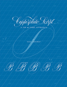 Copperplate Script - A Yin & Yang Approach - ePUB