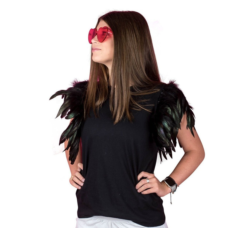 Feather Party Tee
