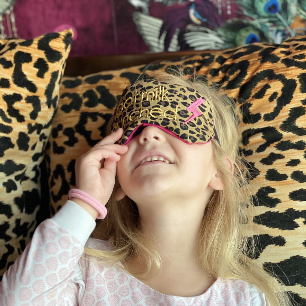 Got Milk Punched Sleep Mask
