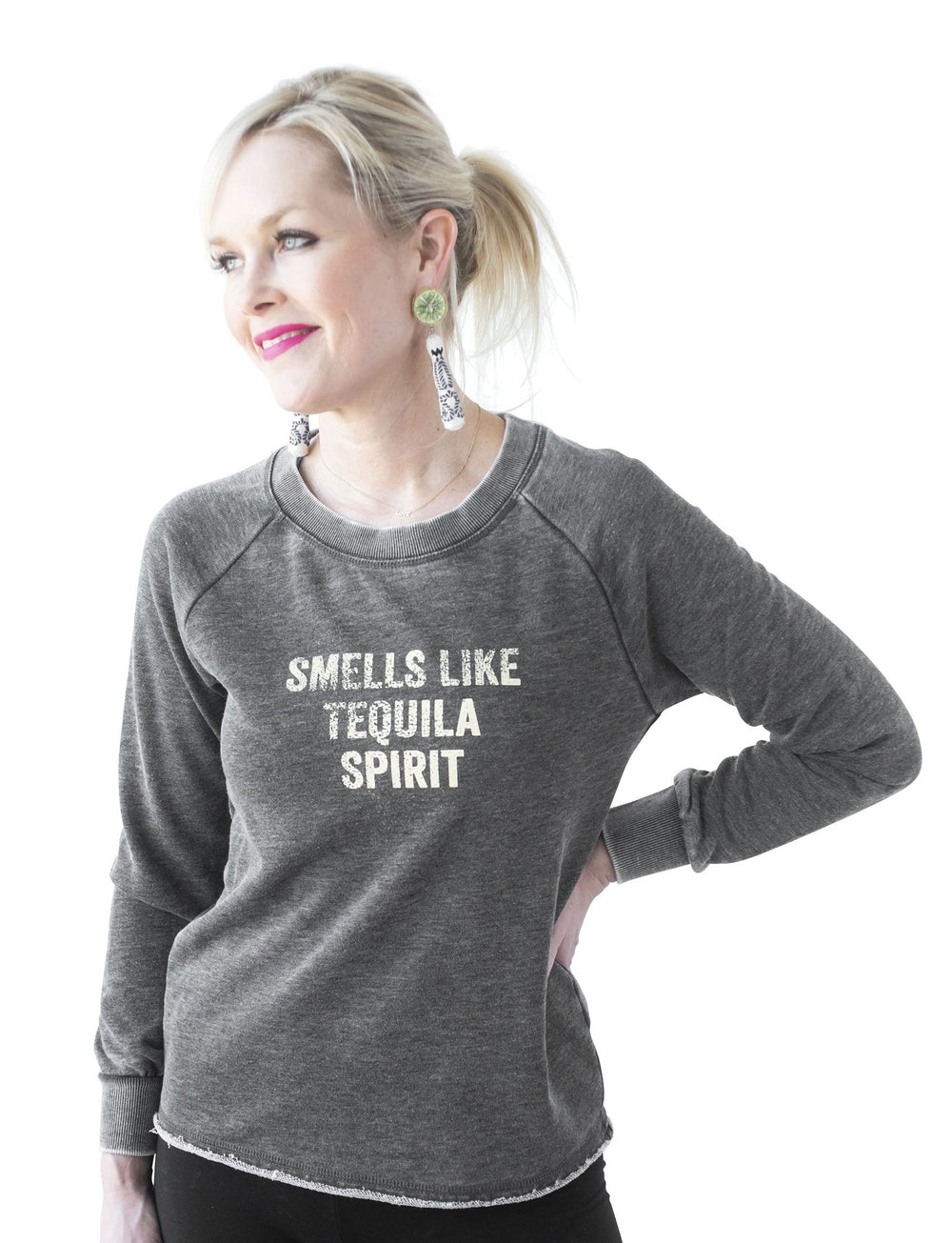 Tequila Rocks Sweatshirt