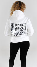 Load image into Gallery viewer, WHITE HOODIE