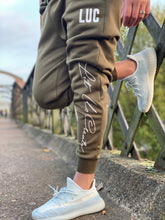 Load image into Gallery viewer, KHAKI JOGGERS