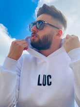 Load image into Gallery viewer, SUMMER WHITE HOODIE