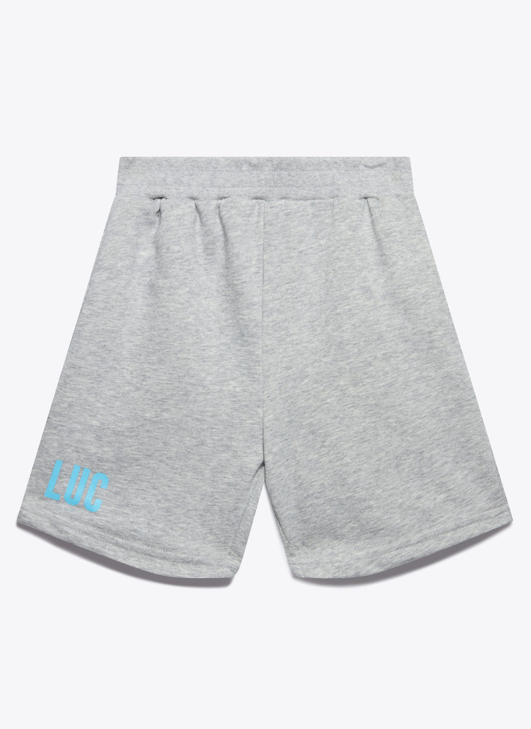GREY KIDS ESSENTIAL SHORTS