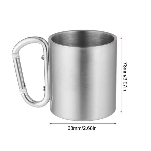 Stainless Steel Cup by Gymtop