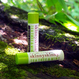 skinnyskinny's Organic Lip Balm in Tea Tree and Mint.