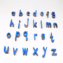 Load image into Gallery viewer, Woodie Alphabet (130pcs)