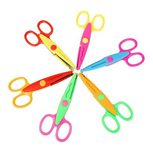 Special Decoration Scissors (6pack)