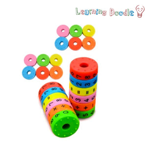 Math Wheels (2Pack)