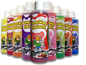 Bong Water Flavours 8oz Bottle