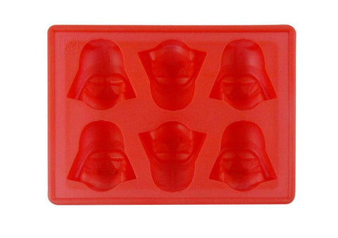 Dope Molds Silicone Gummy Mold - 6 Cavity Darth Vader