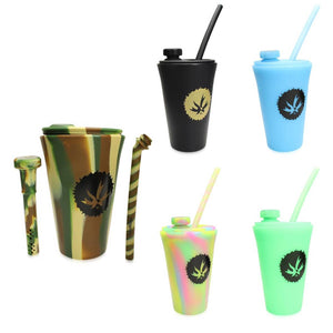 Piece Maker - Kommuter with Silipint - Silicone Drink Cup