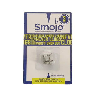 Smojo Permanent Steel Screen