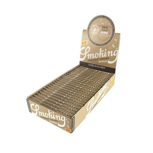 Smoking Brown Thinnest Unbleached