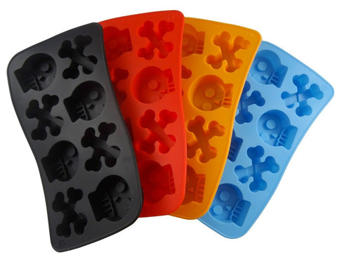 Dope Molds Silicone Gummy Mold - Gummy Skull