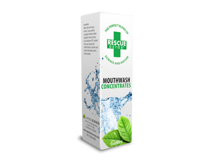 Rescue Detox Mouthwash