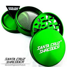 "Santa Cruz Shredder Large 4-Piece Pollinator 2.75"" - Green"