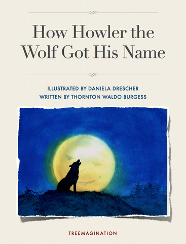How Howler the Wolf Got His Name (eBook)
