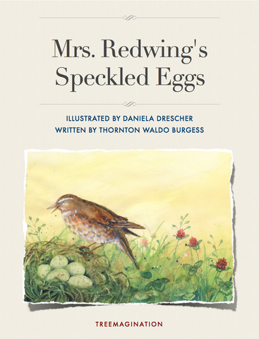 Mrs. Redwing's Speckled Eggs (eBook)