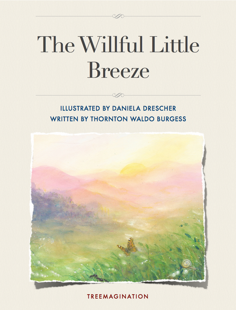 The Willful Little Breeze (eBook)