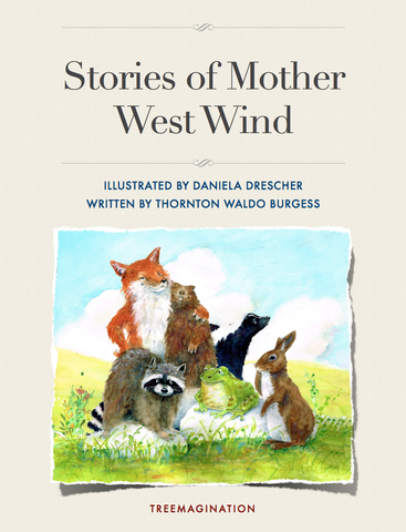 Stories of Mother West Wind (eBook) (8 Stories)