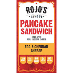 Egg & Cheese - Box of 12 Sandwiches